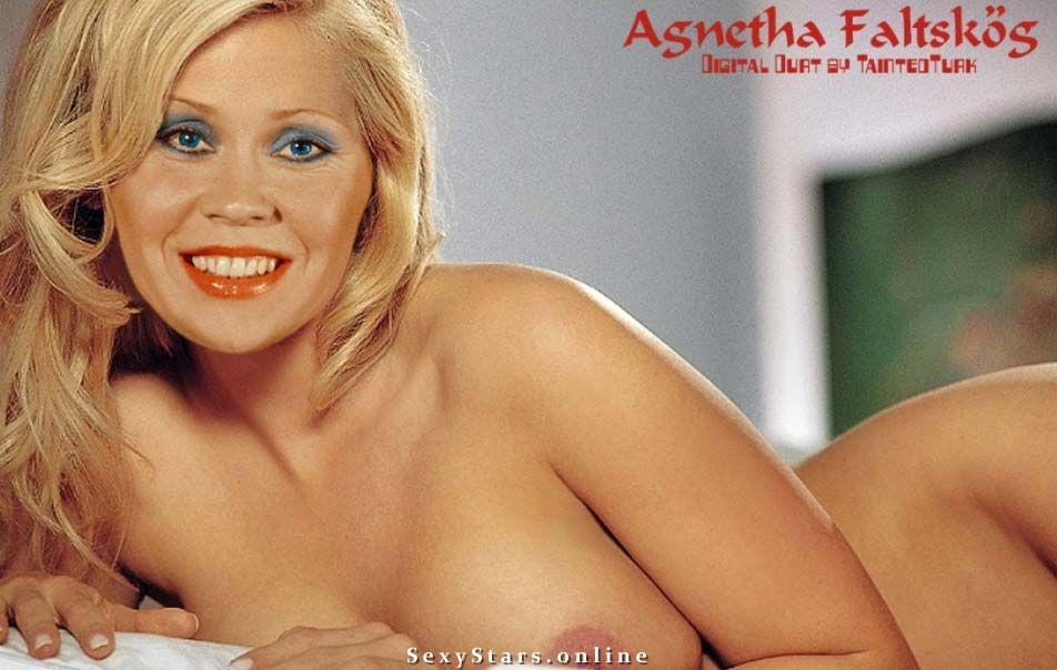 Агнета Фельтског голая. Фото - 3