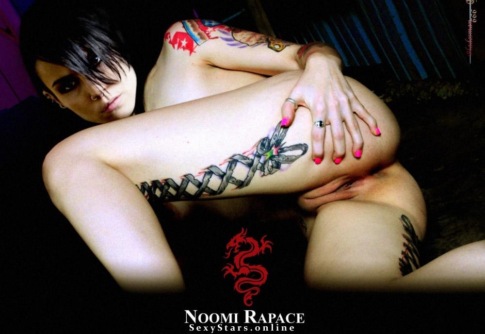 Нуми Рапас голая. Фото - 4