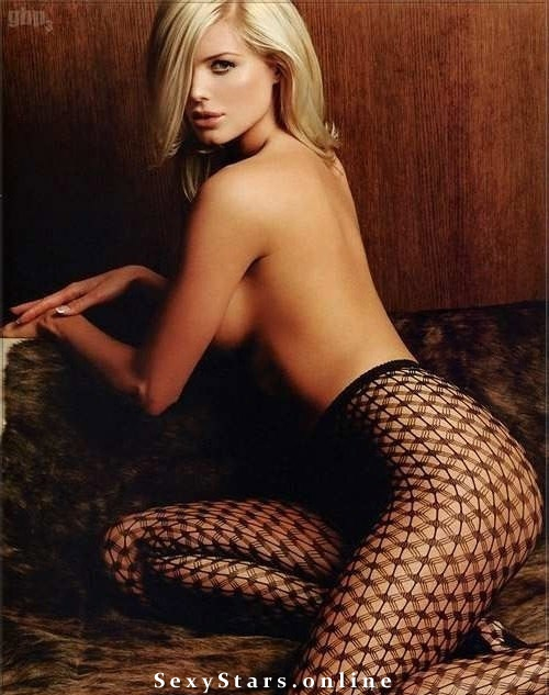 Victoria Silvstedt Nackt. Fotografie - 5