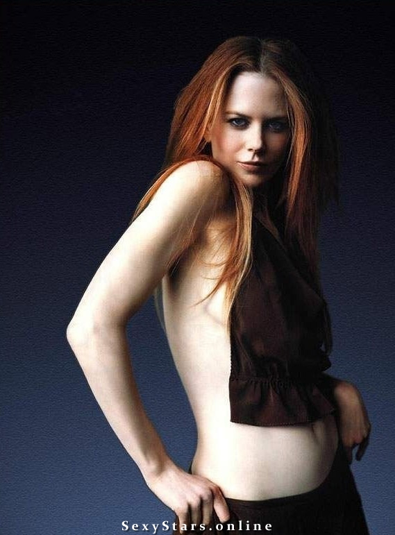 Николь Кидман голая. Фото - 2