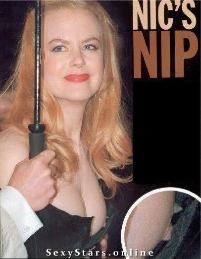 Николь Кидман голая. Фото - 3