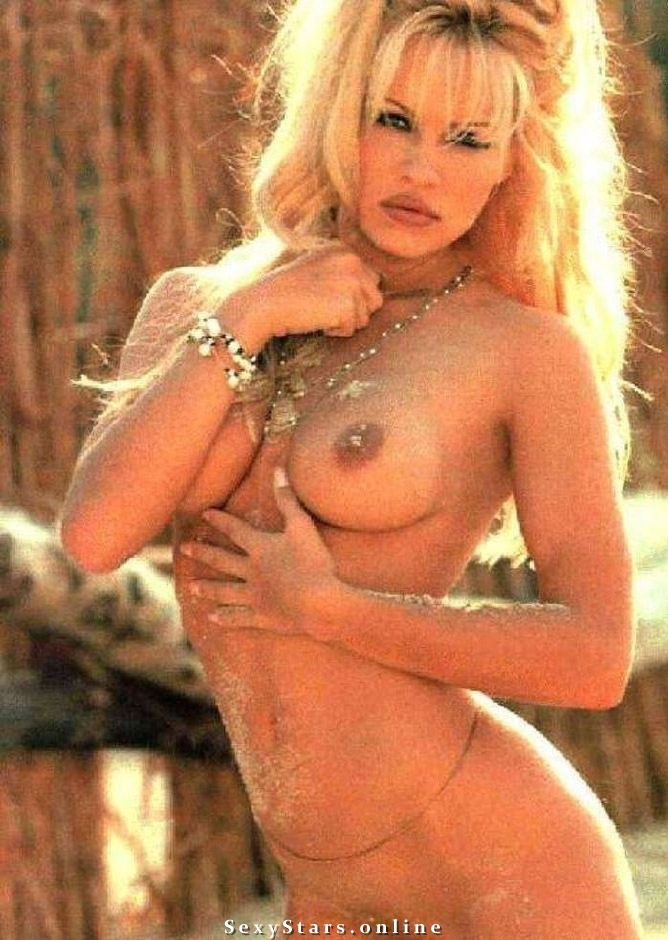 Памела Андерсон голая. Фото - 42