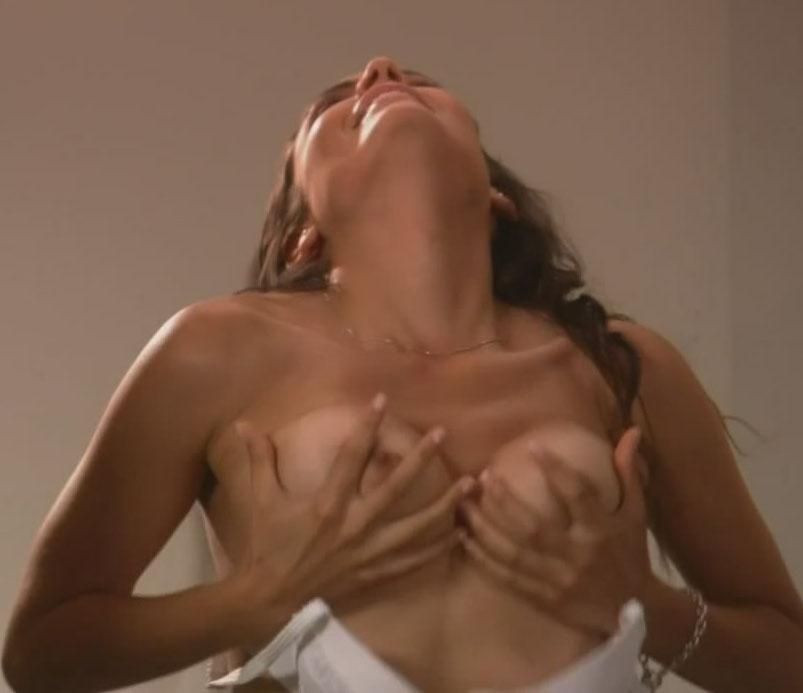 Сандра Люссе голая. Фото - 24