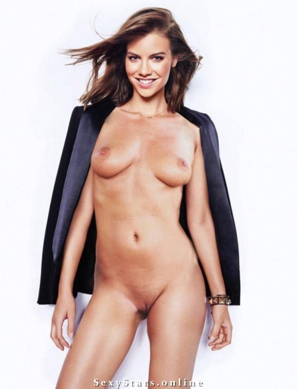 Лорен Коэн голая. Фото - 20