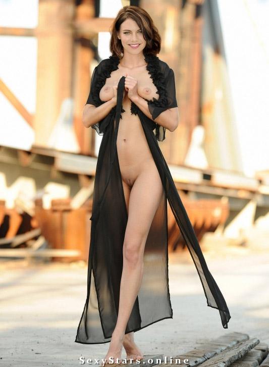 Лорен Коэн голая. Фото - 32