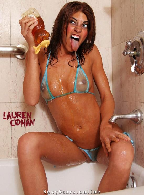 Лорен Коэн голая. Фото - 52