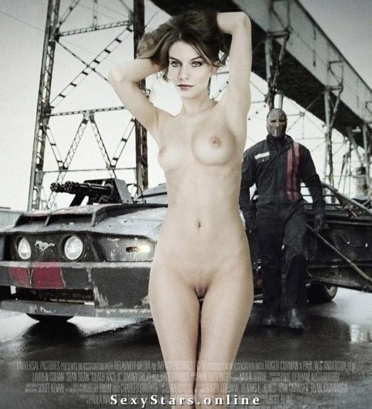 Лорен Коэн голая. Фото - 81