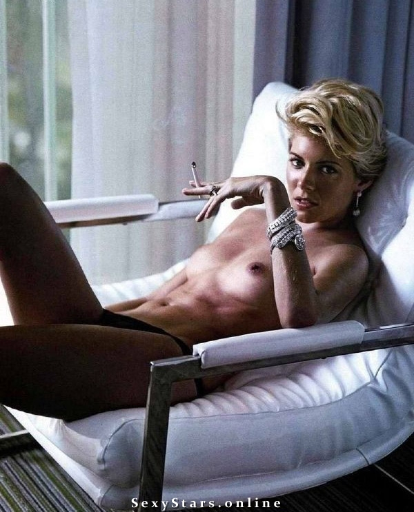 Sienna Miller nahá. Fotka - 16