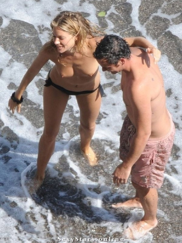 Sienna Miller nahá. Fotka - 7