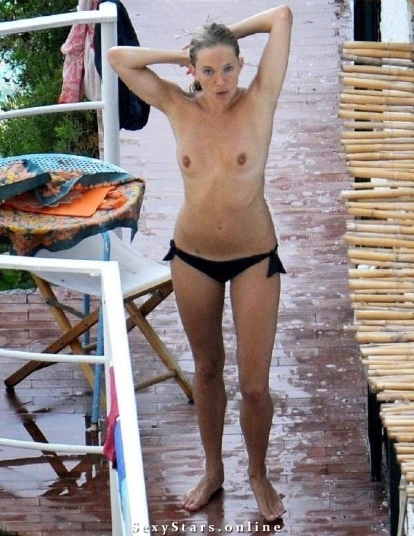 Sienna Miller nahá. Fotka - 8