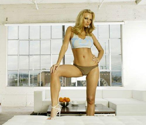 Ирина Воронина голая. Фото - 1