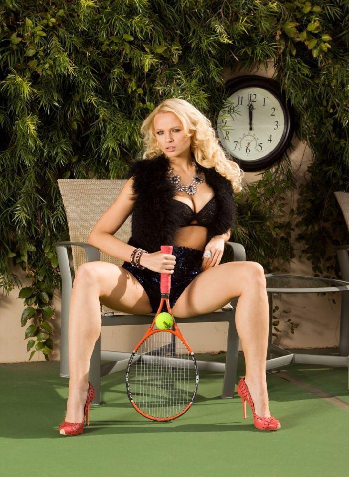 Ирина Воронина голая. Фото - 13