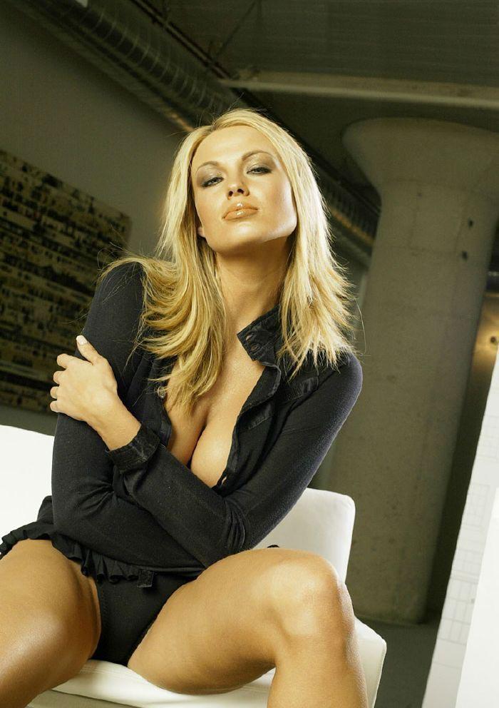 Ирина Воронина голая. Фото - 2