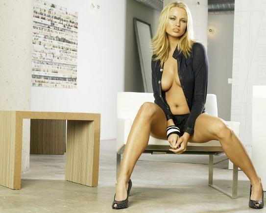 Ирина Воронина голая. Фото - 5