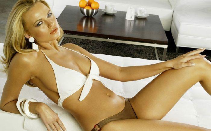 Ирина Воронина голая. Фото - 9