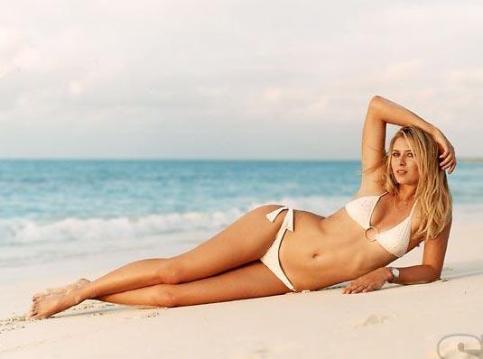 Мария Шарапова голая. Фото - 11