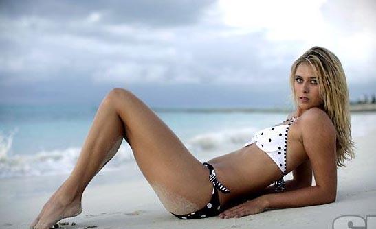 Мария Шарапова голая. Фото - 16
