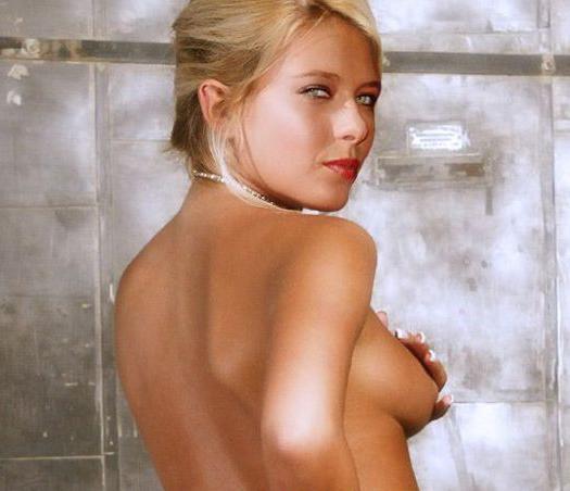 Мария Шарапова голая. Фото - 24