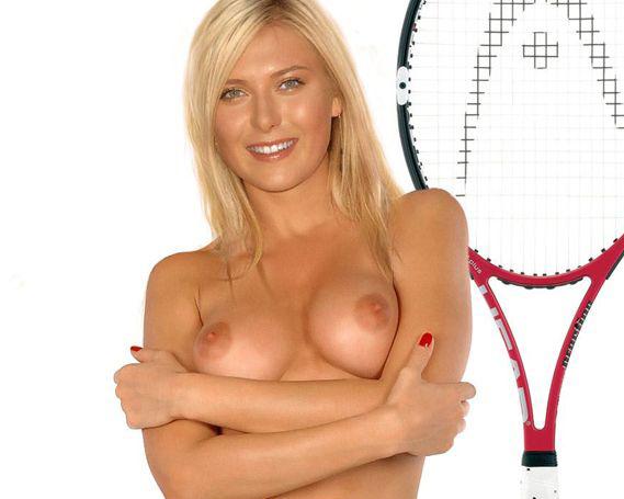 Мария Шарапова голая. Фото - 29
