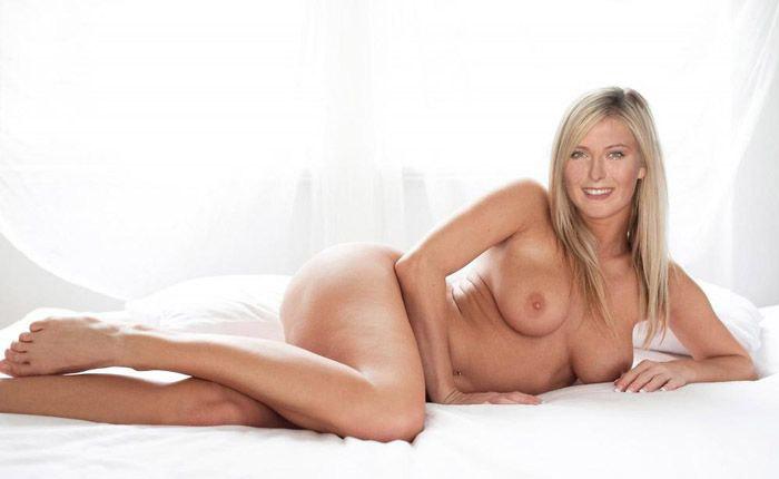 Мария Шарапова голая. Фото - 36