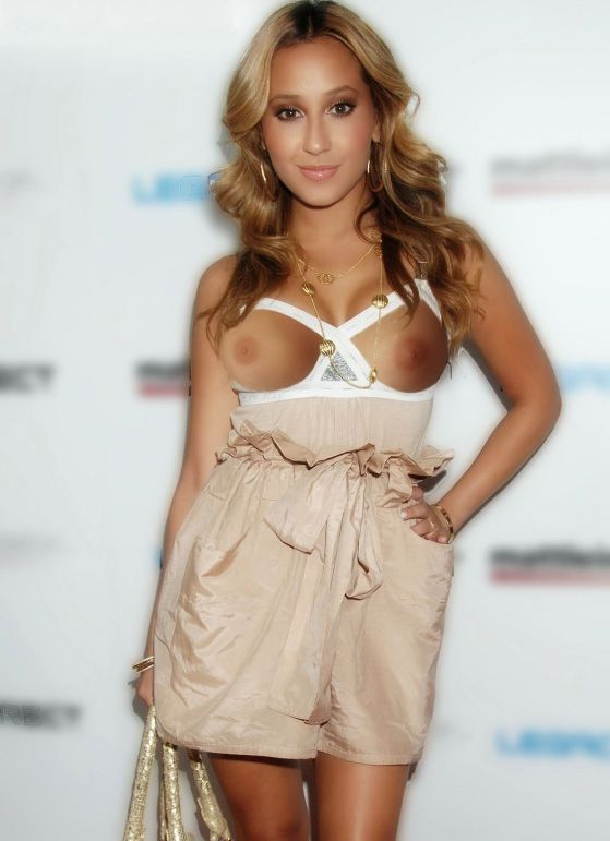 Adrienne bailon nude egotastic, making love your wife movies