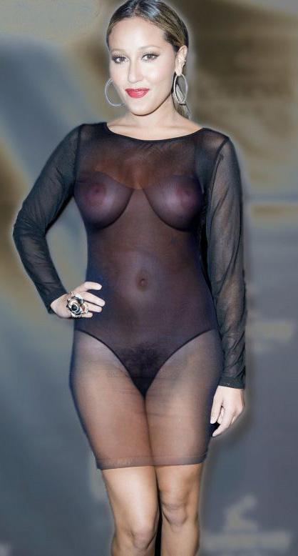 Эдриэнн Байлон голая. Фото - 7