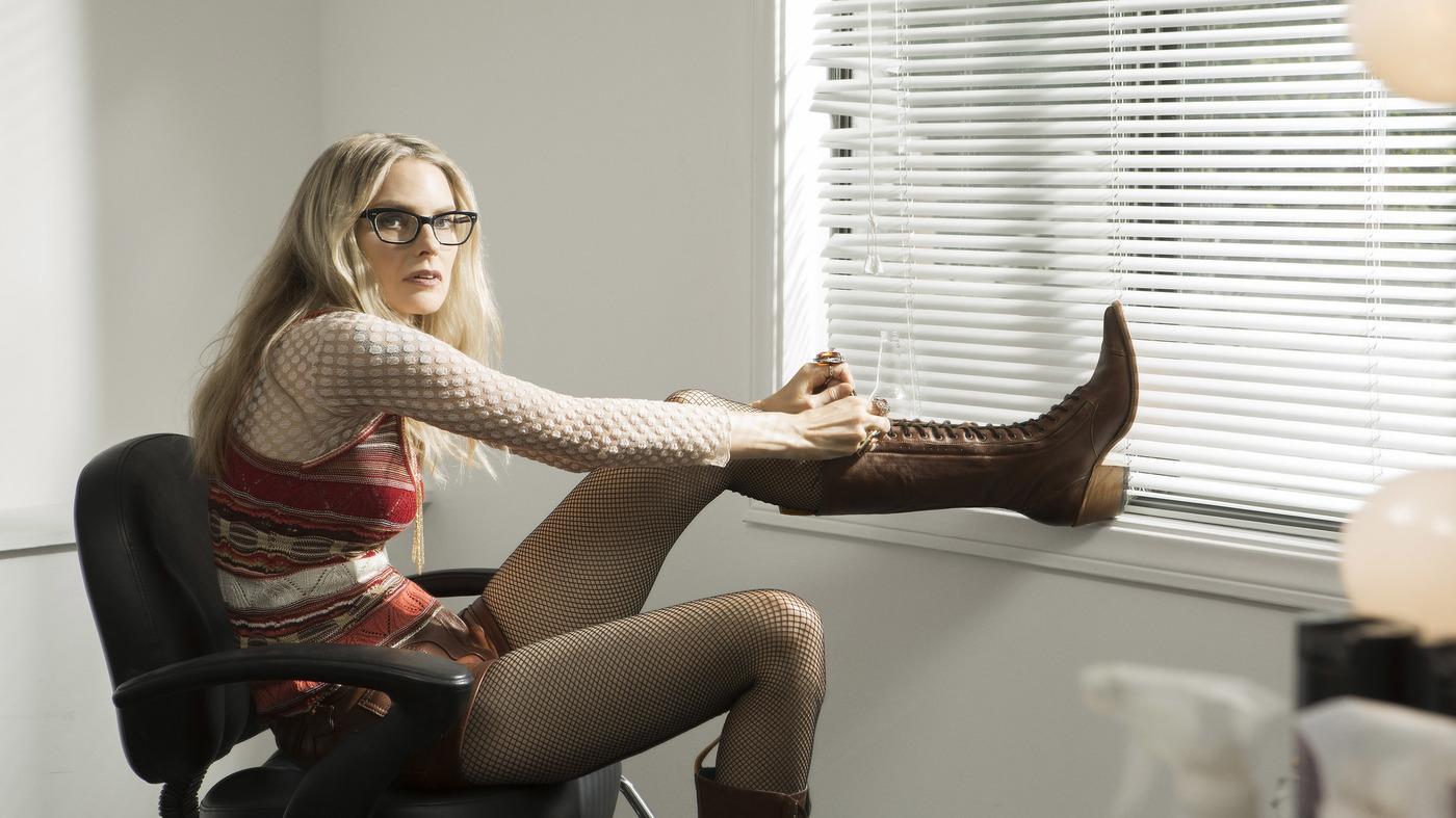 Эйми Манн голая. Фото - 5