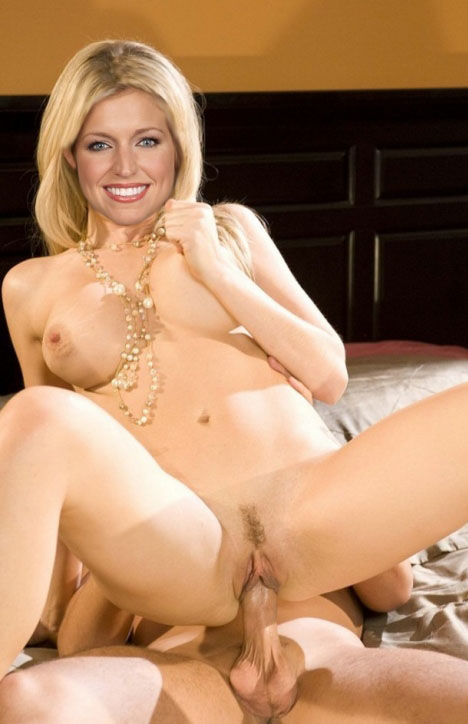 Ainsley Earhardt nude. Photo - 12