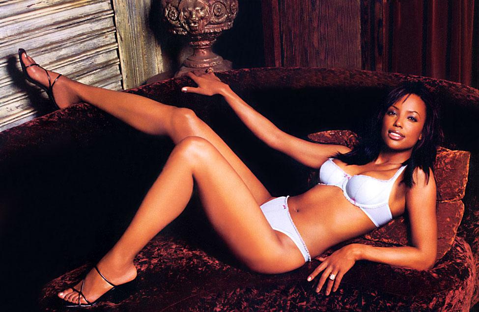 Айша Тайлер голая. Фото - 6