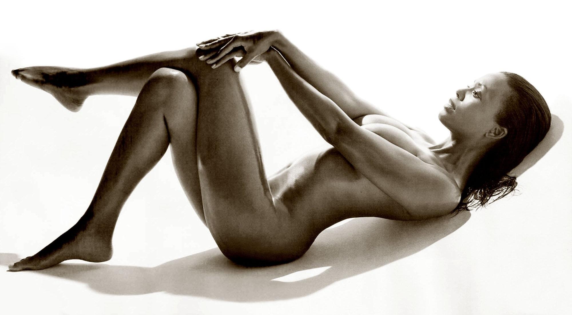 Айша Тайлер голая. Фото - 8