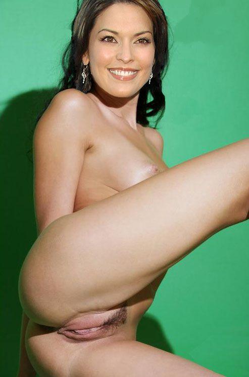 Алана Де Ла Гарза голая. Фото - 1