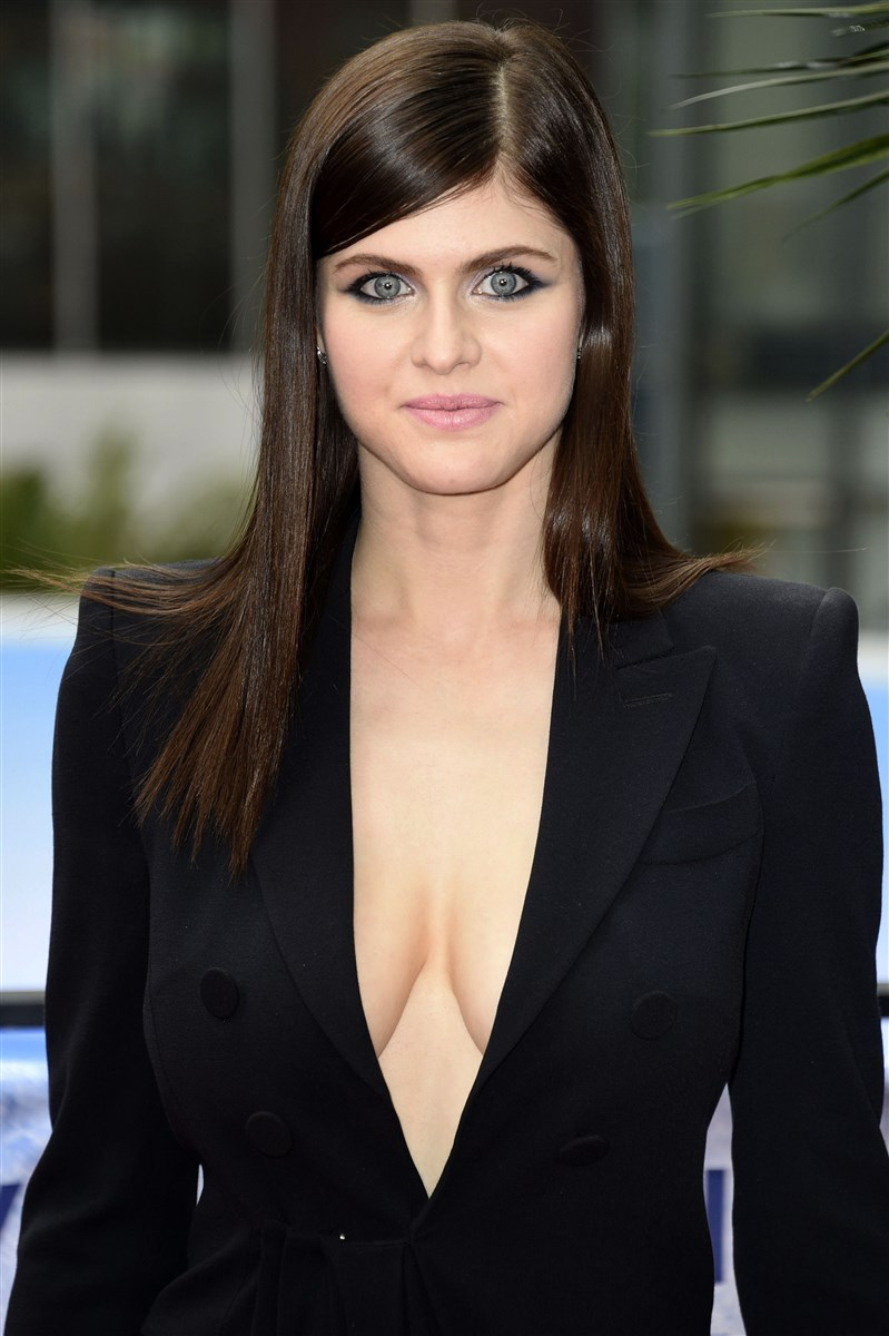 Alexandra Daddario nude. Photo - 12