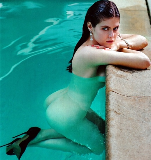 Alexandra Daddario nude. Photo - 55