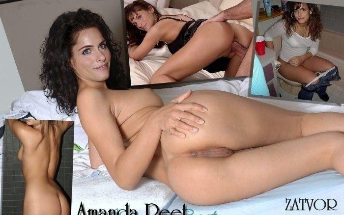 Аманда Пит голая. Фото - 17