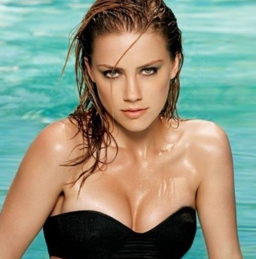 Amber Heard Nackt. Fotografie - 11
