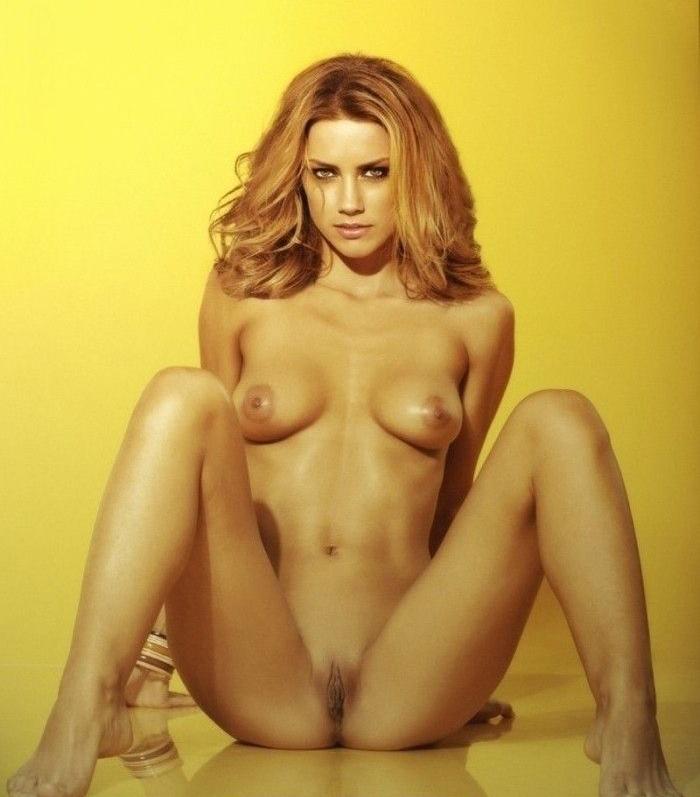 Amber Heard Nackt. Fotografie - 18
