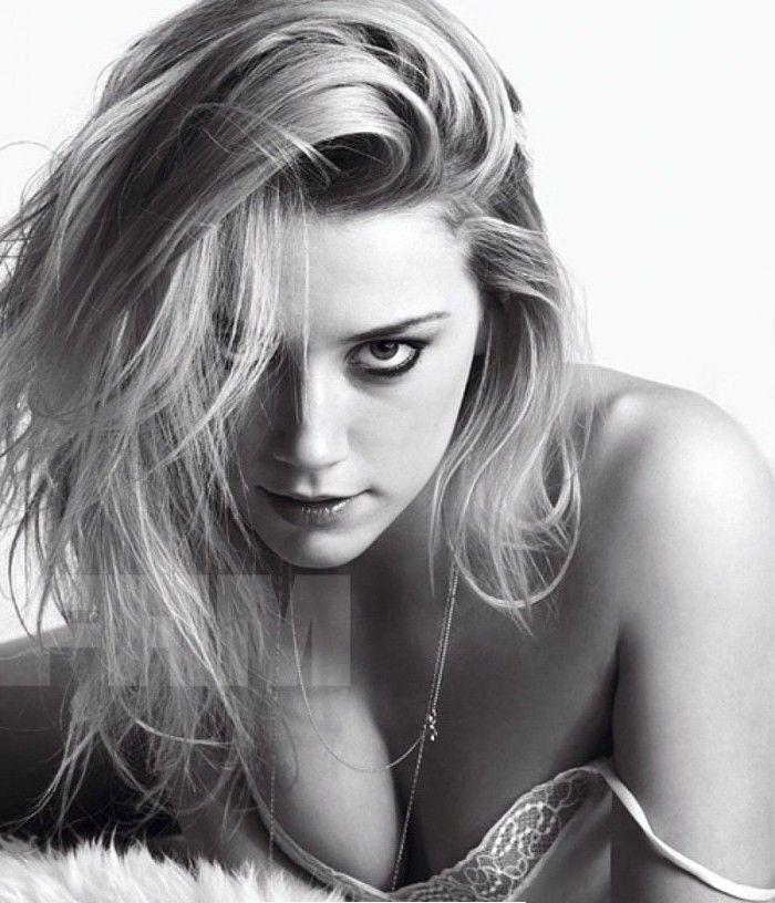 Amber Heard Nackt. Fotografie - 7