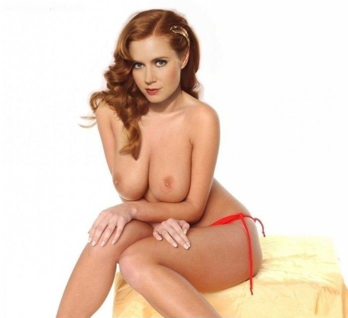 Amy Adams nude. Photo - 5