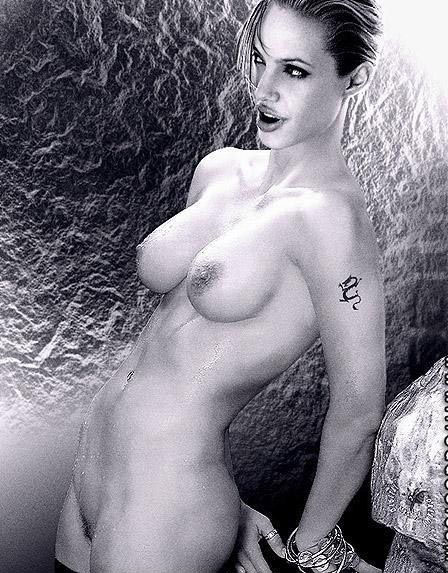 Анджелина Джоли голая. Фото - 10