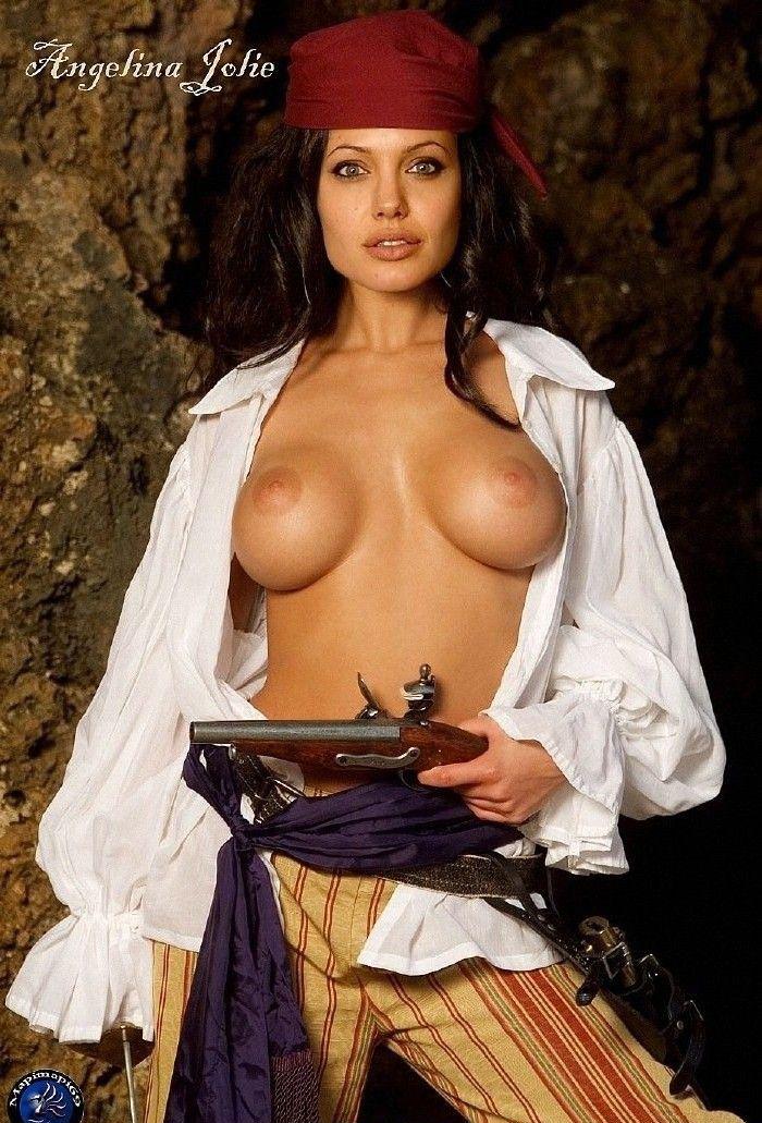 Angelina Jolie Nackt. Fotografie - 102
