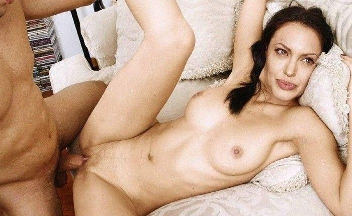 Angelina Jolie Nackt. Fotografie - 105