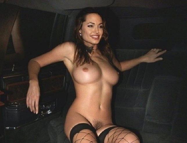 Angelina Jolie Nackt. Fotografie - 111