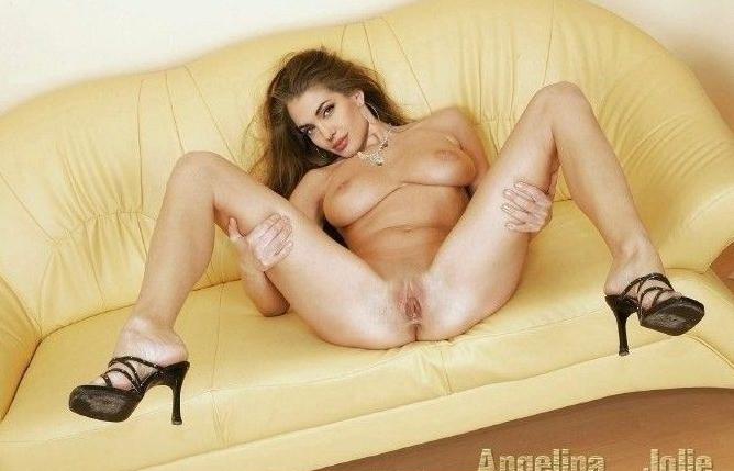 Анджелина Джоли голая. Фото - 131
