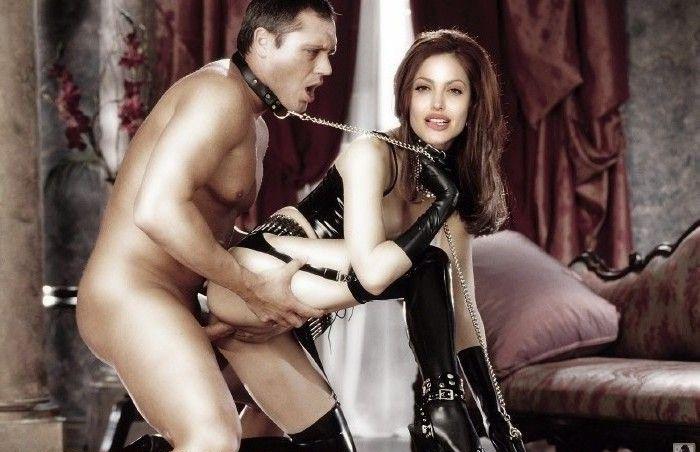 Angelina Jolie Nackt. Fotografie - 152