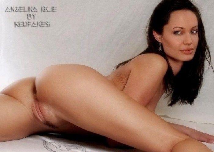 Angelina Jolie Nackt. Fotografie - 181