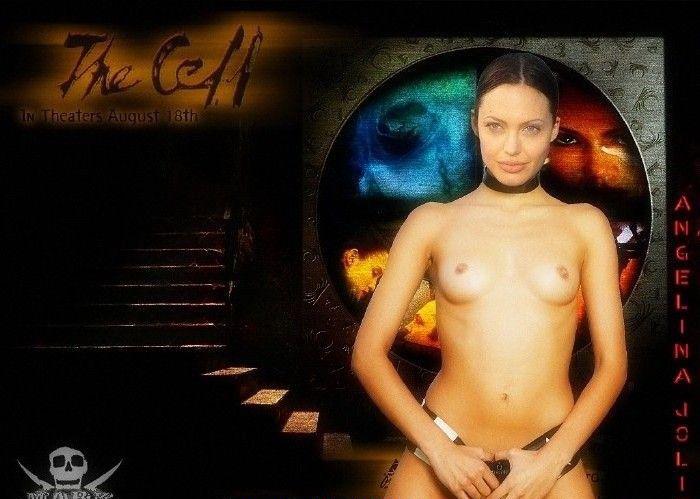 Angelina Jolie Nackt. Fotografie - 193