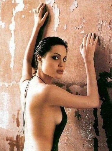 Angelina Jolie Nackt. Fotografie - 20