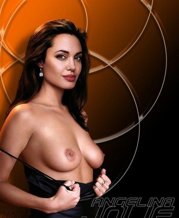 Анджелина Джоли голая. Фото - 25