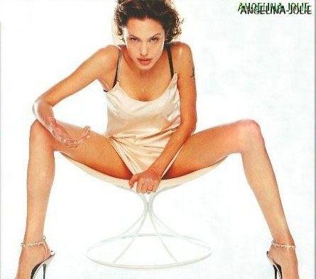 Angelina Jolie Nackt. Fotografie - 30