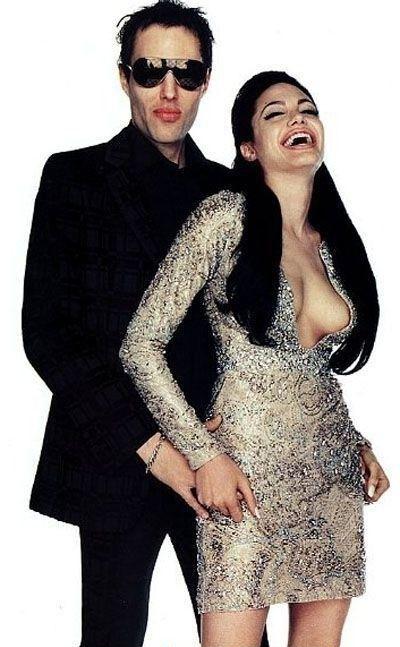 Angelina Jolie Nackt. Fotografie - 32